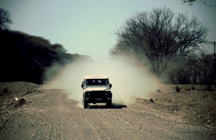 Botswana - Kalahari 16