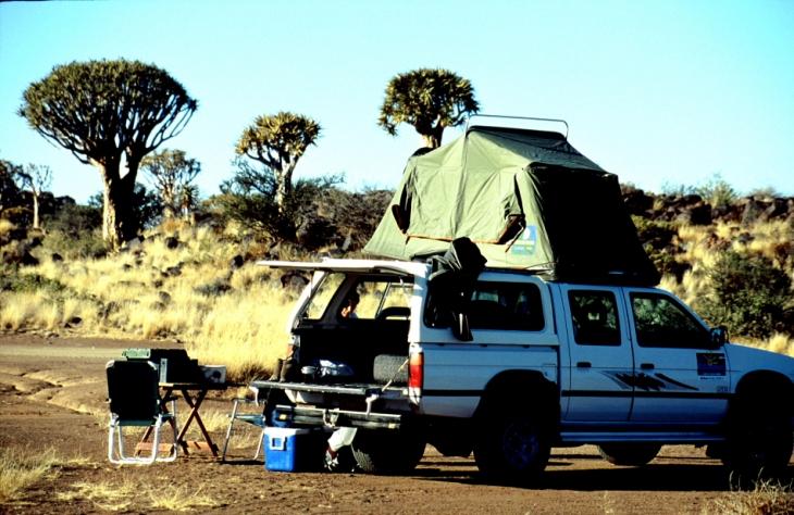 Namibia - Kokerboom 16