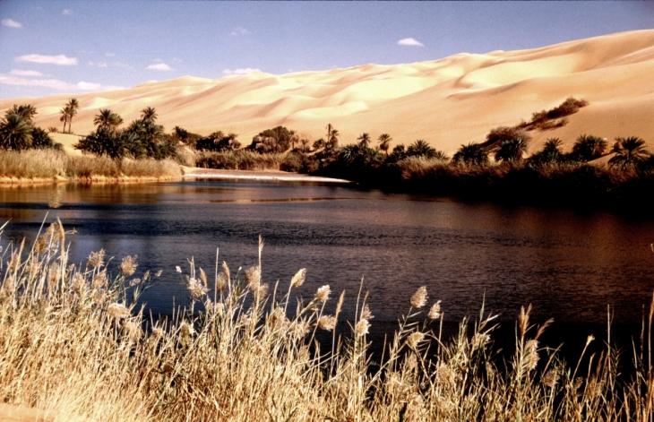 Libya - Sahara desert 016 - Oum El Ma