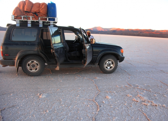 Bolivia 016 - Salar de Uyuni