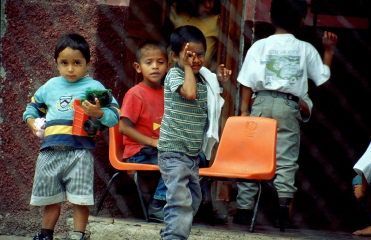 Honduras - Copan Ruinas 016