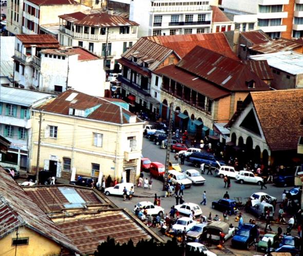 Madagascar - Antananarivo 016