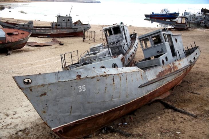 Russia - Baikal 017 - Olkhon island - Khuzir
