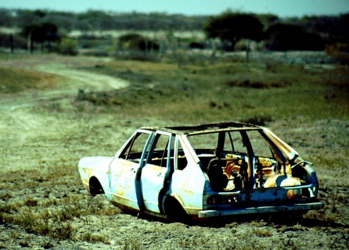 Botswana - Kalahari 18