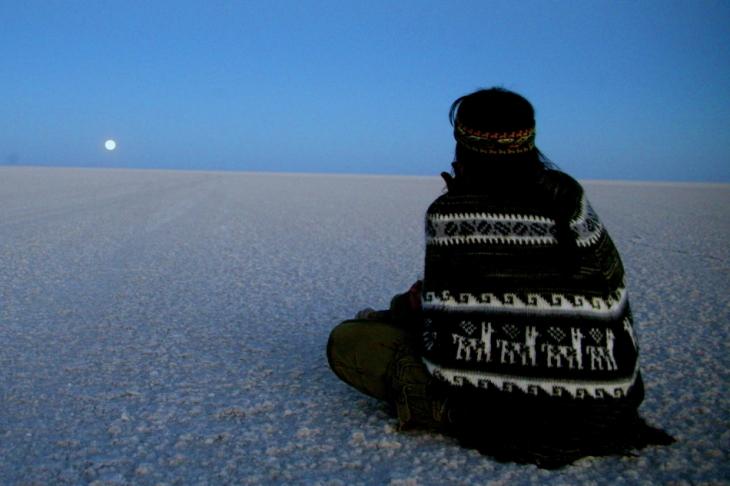 Bolivia 018 - Salar de Uyuni