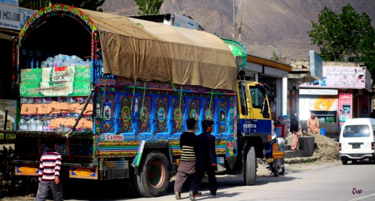 Pakistan - Downtown Karimabad 018
