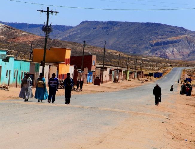 Bolivia - Itinerary La Paz-Sajama-Coipasa 021 / Curahuara de Carangas