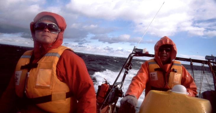 Chile 022 - Estrecho de Magallanes