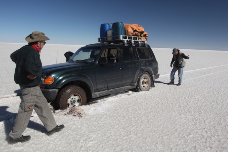 Bolivia 026 - Salar de Uyuni