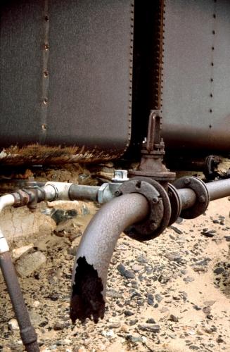 Namibia - Kolmanskop 026