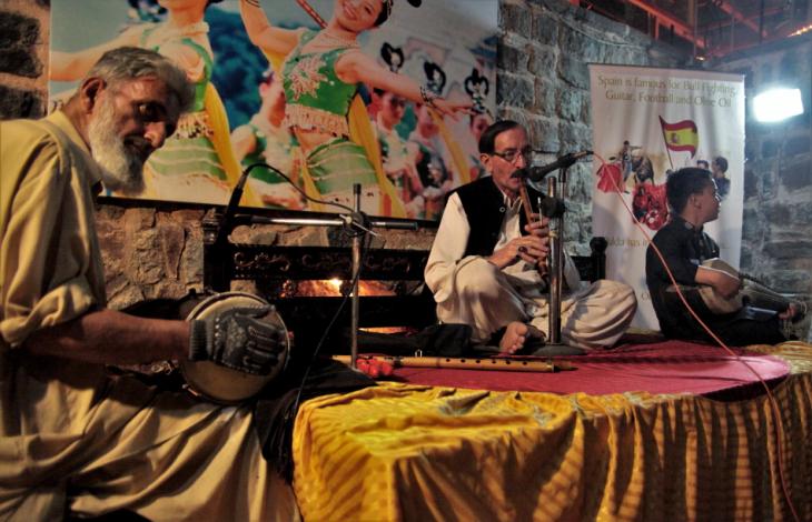 Pakistan - Islamabad 046 - Saidpur