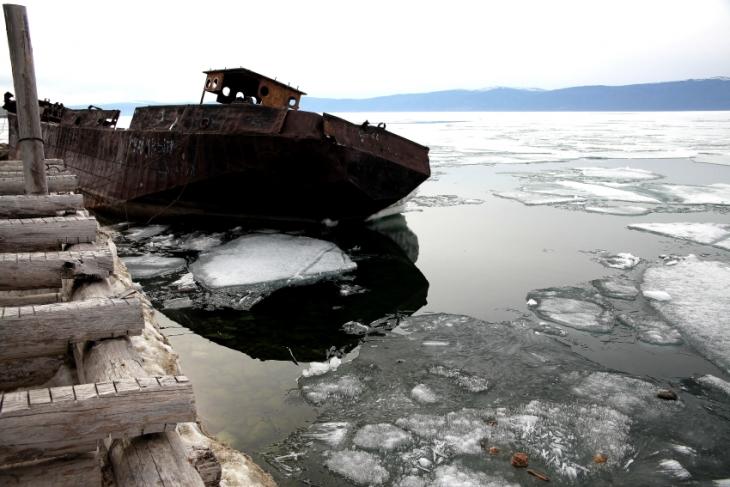 Russia - Baikal 031 - Olkhon island - Khuzir