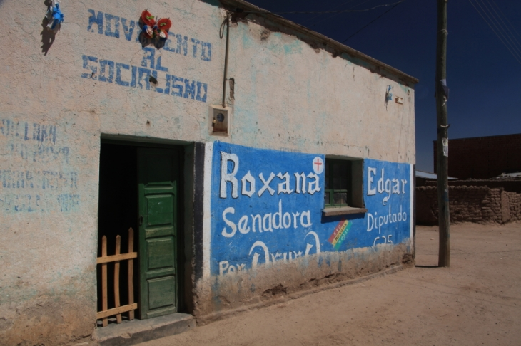 Bolivia - Itinerary La Paz-Sajama-Coipasa 032 / Curahuara de Carangas