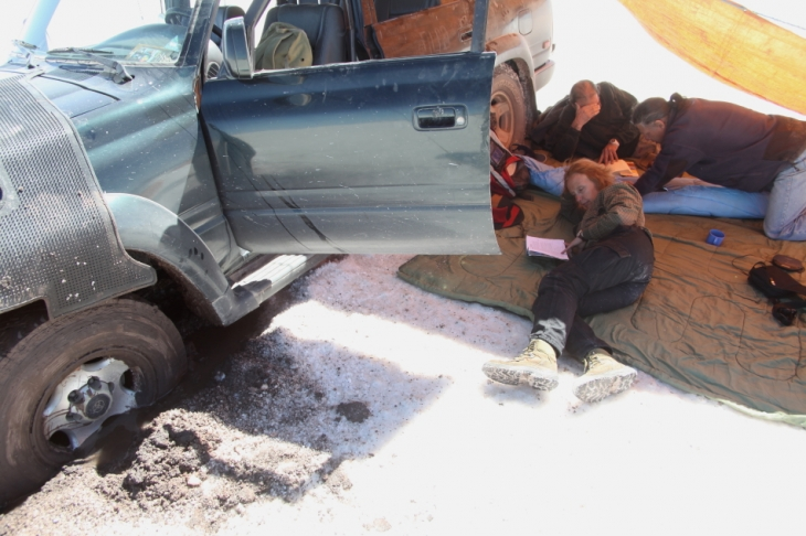 Bolivia 033 - Salar de Uyuni