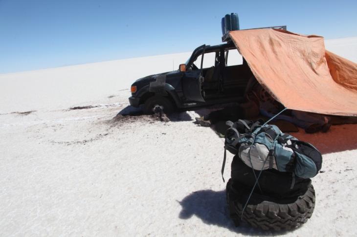 Bolivia 034 - Salar de Uyuni