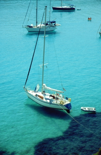 Greece - Paxoi 035 - Lakka