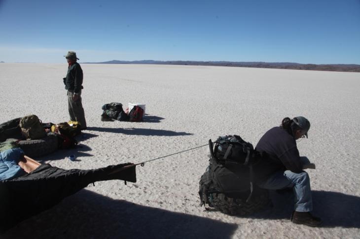 Bolivia 036 - Salar de Uyuni