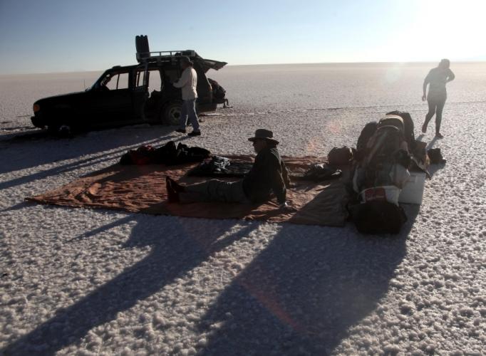 Bolivia 037 - Salar de Uyuni