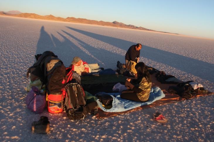 Bolivia 038 - Salar de Uyuni