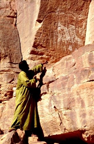 Libya - Sahara desert 042