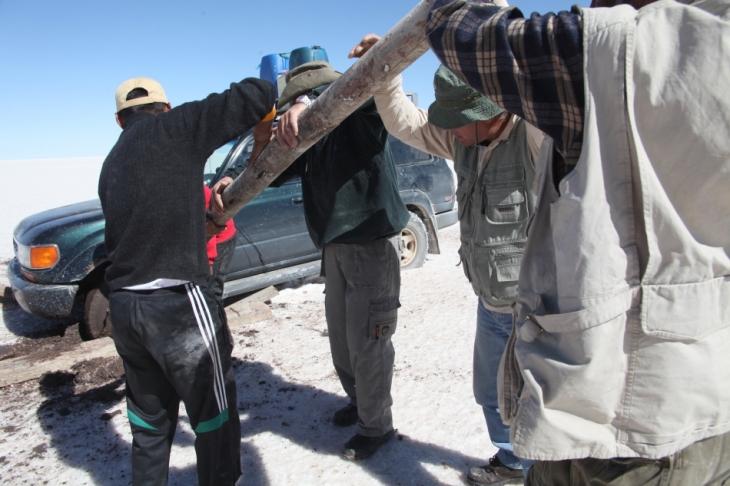 Bolivia 042 - Salar de Uyuni