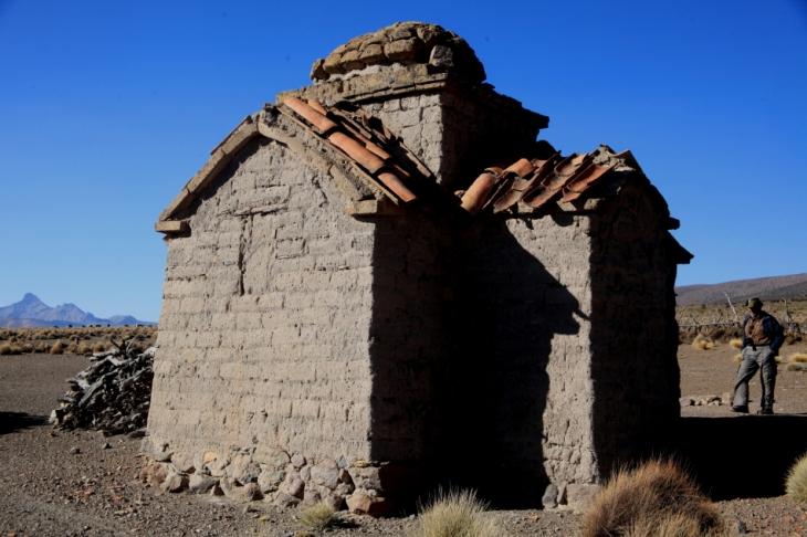 Bolivia - Itinerary La Paz-Sajama-Coipasa 043 / Around Sajama