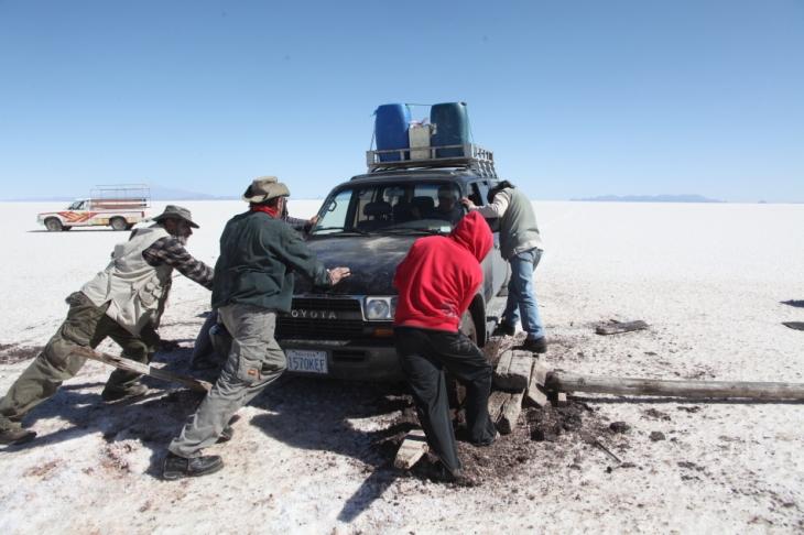 Bolivia 046 - Salar de Uyuni