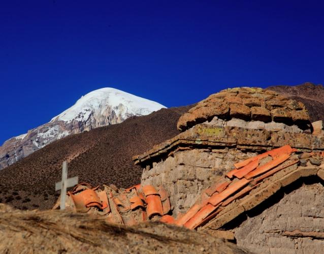 Bolivia - Itinerary La Paz-Sajama-Coipasa 046 / Around Sajama