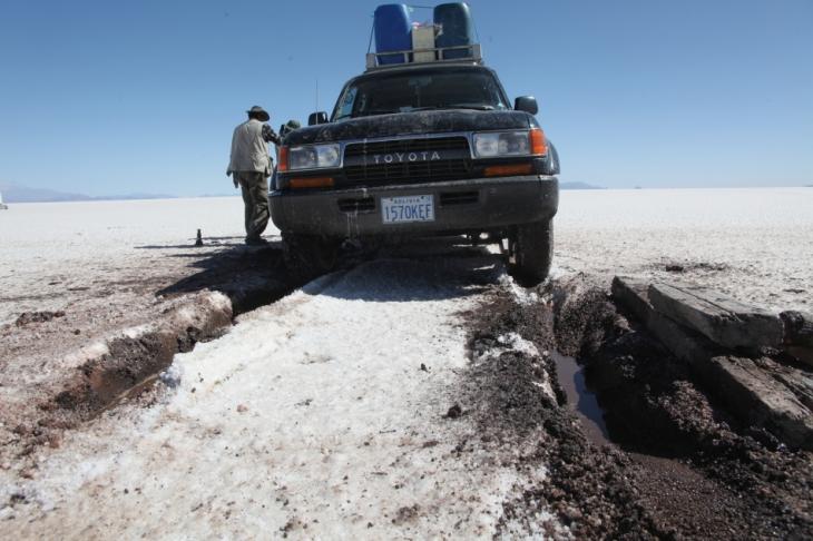 Bolivia 047 - Salar de Uyuni
