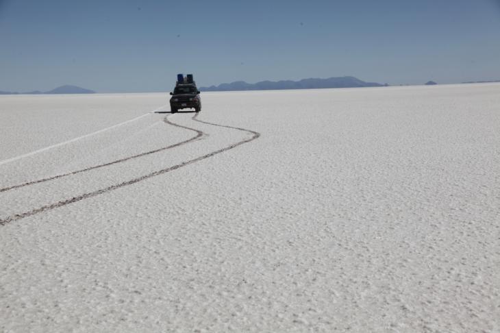 Bolivia 048 - Salar de Uyuni