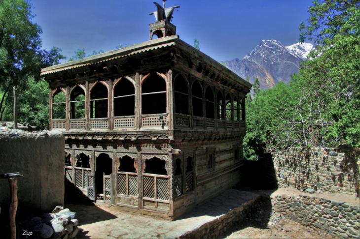 Pakistan - Skardu area 050 - Shigar valley