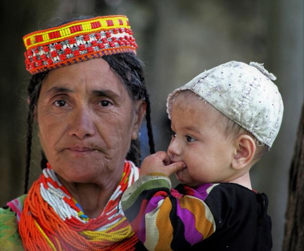 Pakistan - Kalash 054 - Bumburet valley