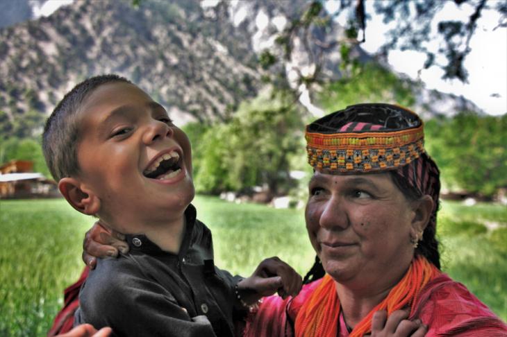 Pakistan - Kalash 056 - Bumburet valley
