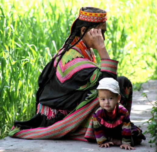 Pakistan - Kalash 057 - Bumburet valley