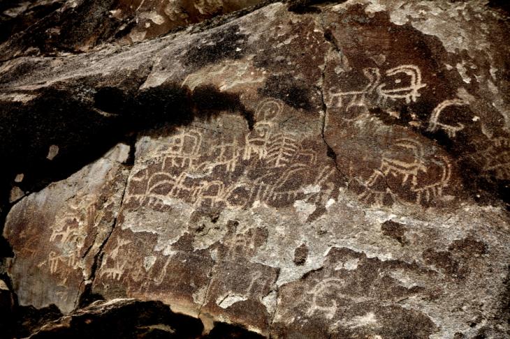 Pakistan - Altit 058 - Sacred Rocks of Hunza