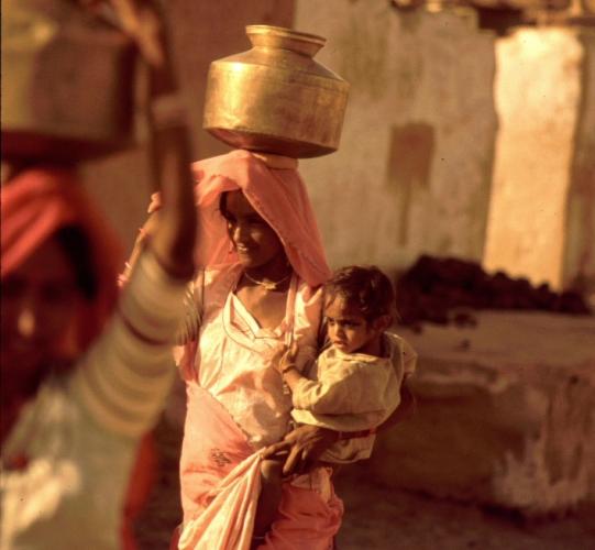 India - Jaisalmer 059 - Surroundings