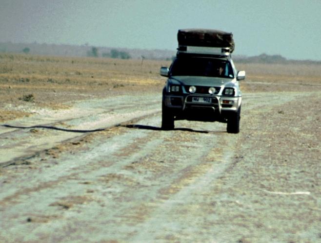 Botswana - Kalahari 41