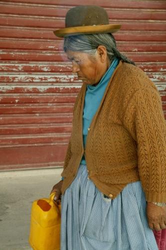 Bolivia 066 - Uyuni town