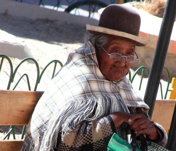 Bolivia 071 - Uyuni town