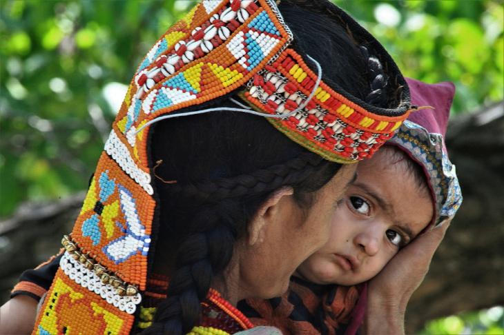 Pakistan - Kalash 079 - Bumburet valley