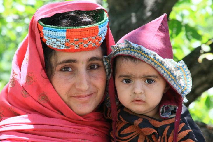 Pakistan - Kalash 080 - Bumburet valley