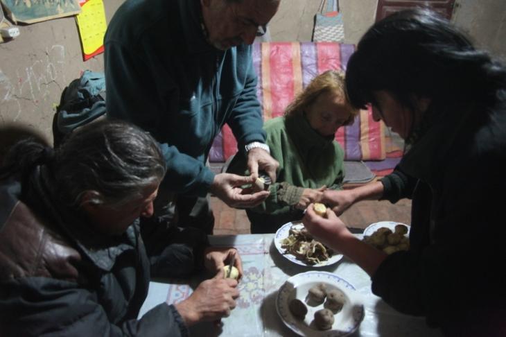 Bolivia - Itinerary La Paz-Sajama-Coipasa 081 / Julo