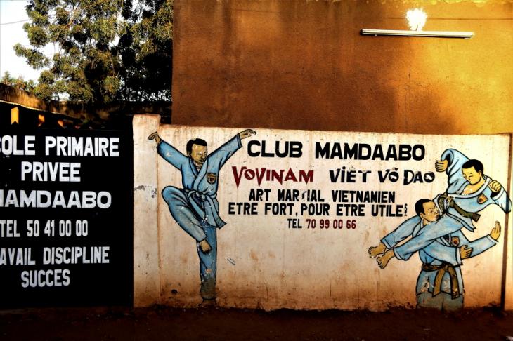 Burkina Faso - Ouagadougou 086