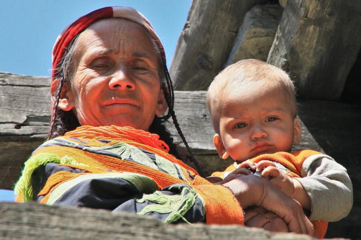 Pakistan - Kalash 086 - Bumburet valley