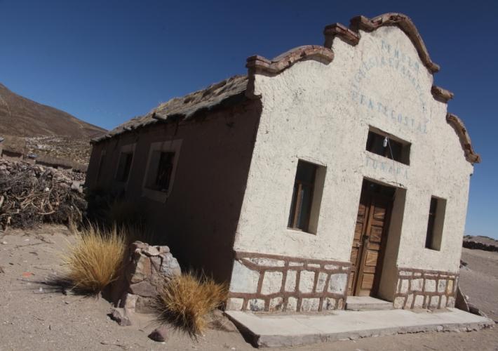 Bolivia - Itinerary La Paz-Sajama-Coipasa 102