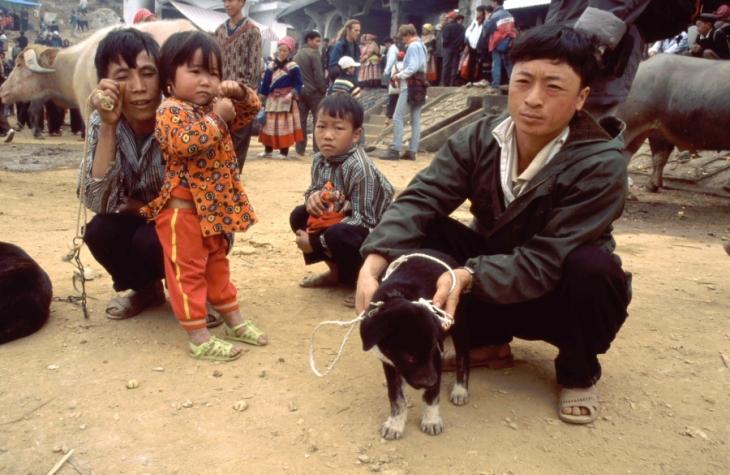 Vietnam - Northern ethnic minorities 103 - Bac Ha