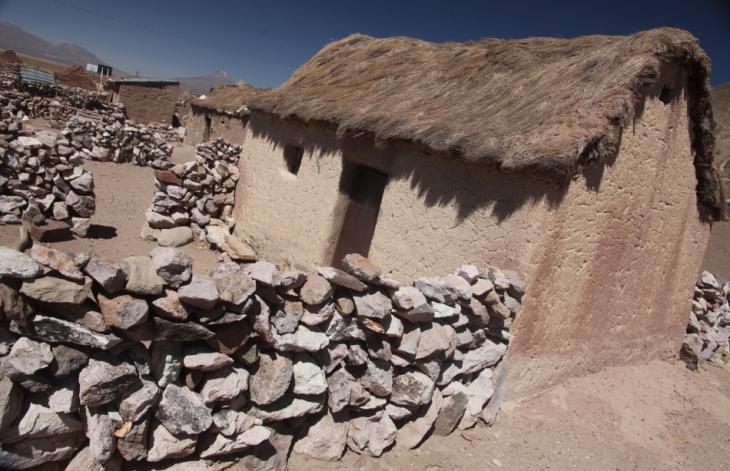 Bolivia - Itinerary La Paz-Sajama-Coipasa 104