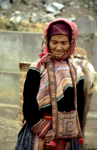Vietnam - Northern ethnic minorities 105 - Bac Ha