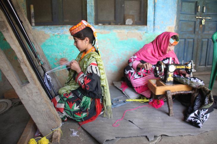 Pakistan - Kalash 105 - Bumburet valley