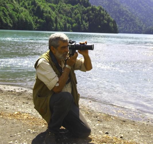 Abkhazia - Caucasus 025 - Lake Ritsa